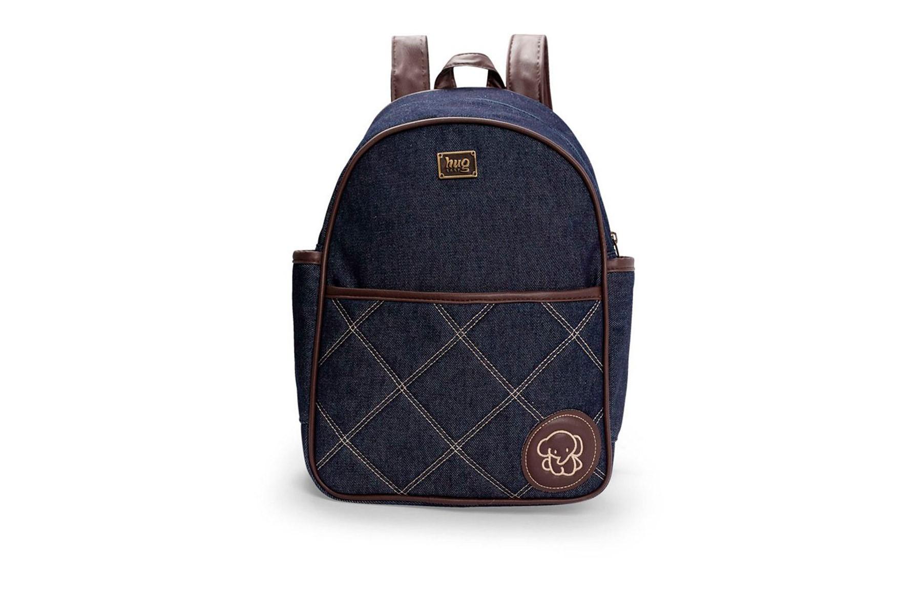 Kit de bolsas 3 peças linha Versinho cor jeans