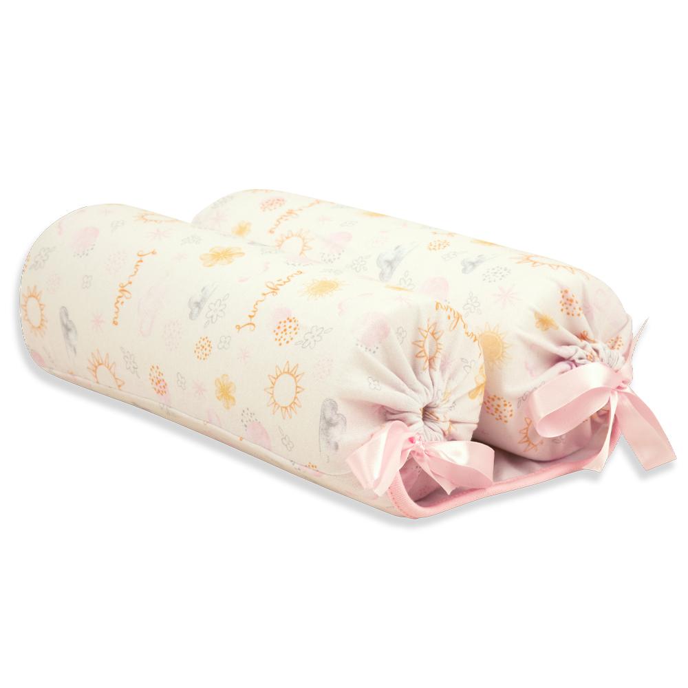Rolinho Segura Bebê Sunshine Bege - Hug