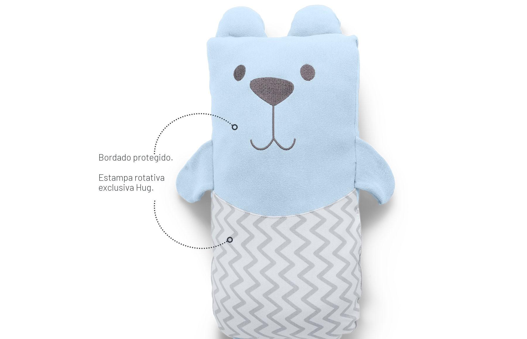 Travesseiro Agarradinho Azul