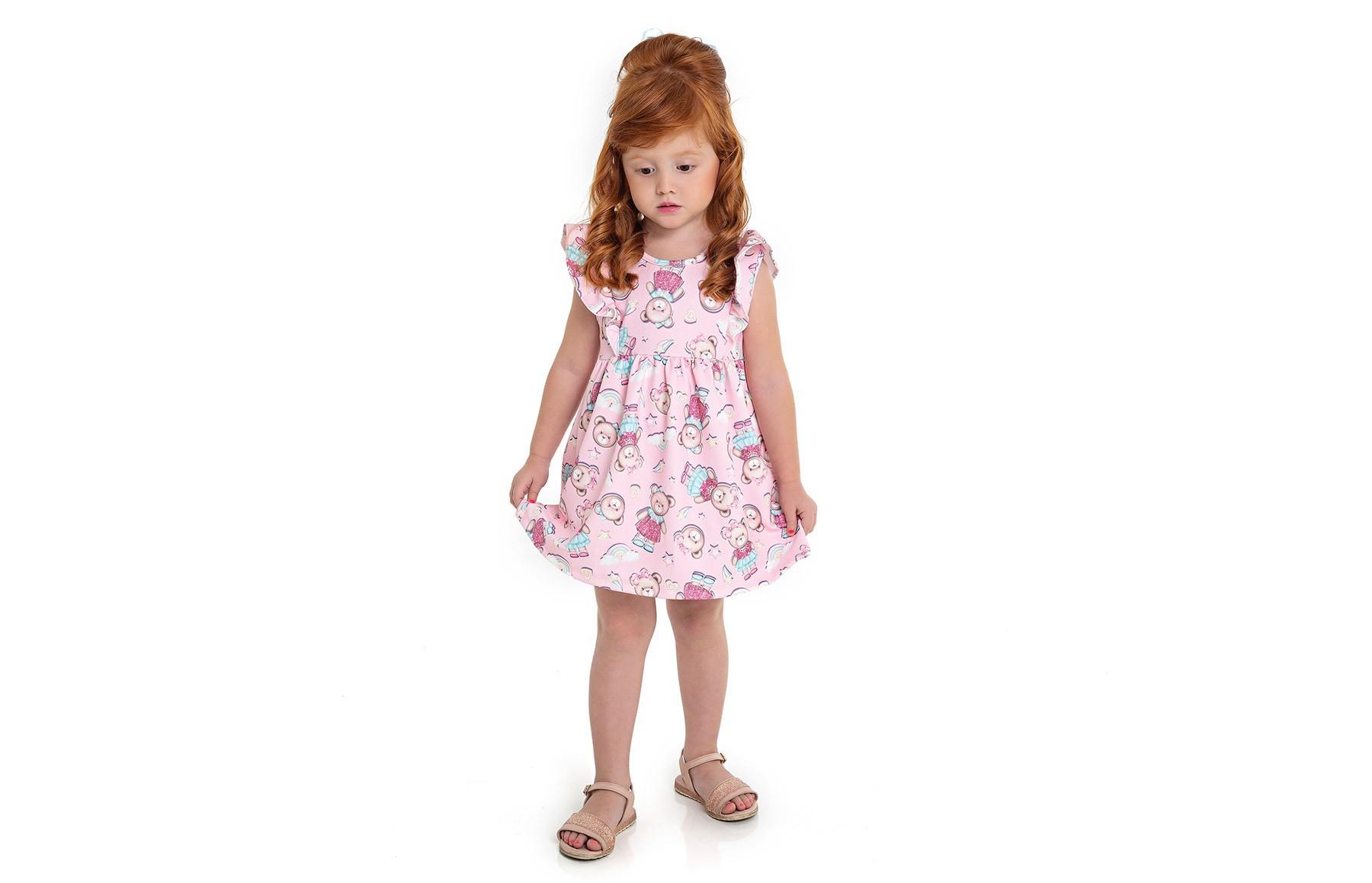 Vestido Regata - Rosa
