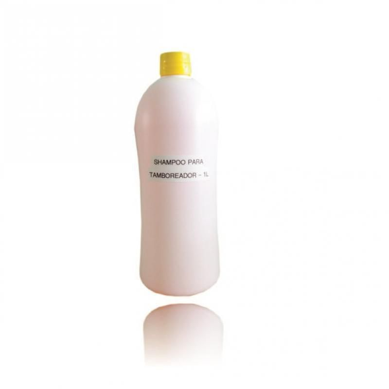 1 Litro de Shampoo para Tamboreador