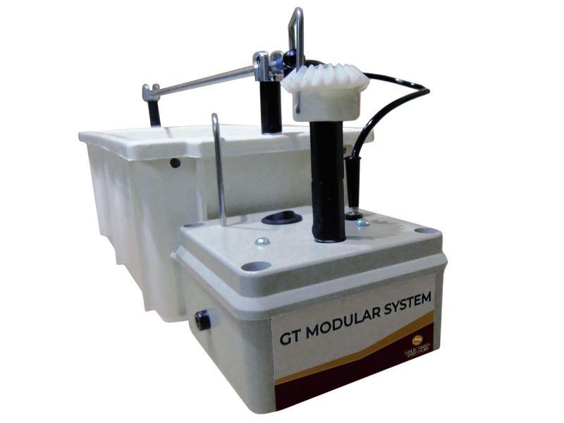Equipamento GT Modular System