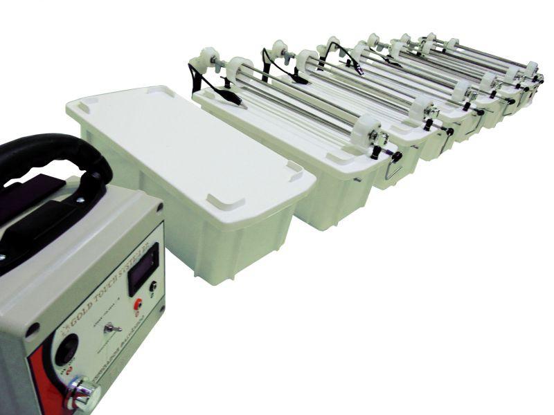 Equipamento GT Modular System - 7 Tanques