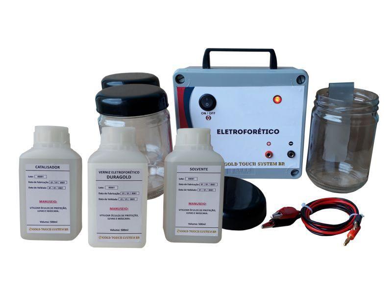 Equipamento Para Verniz Cataforético Eletroforético Duragold