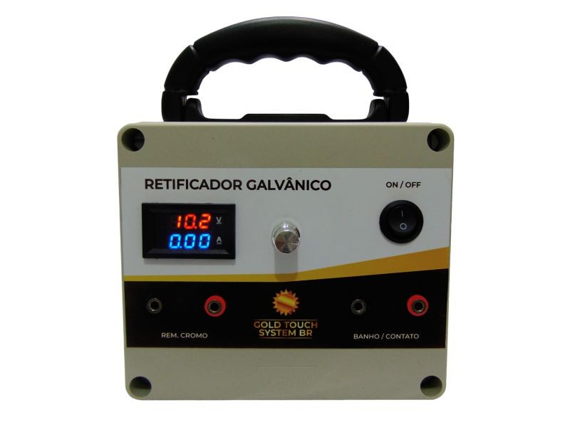 Retificador Digital para Galvanoplastia