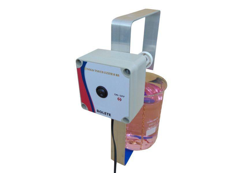 Rolete Individual para Galvanoplastia