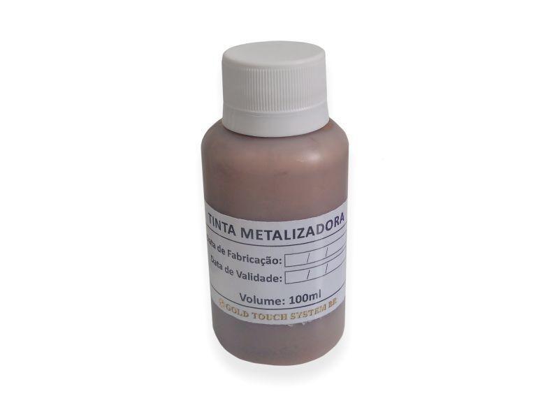 Tinta Metalizadora 100ml