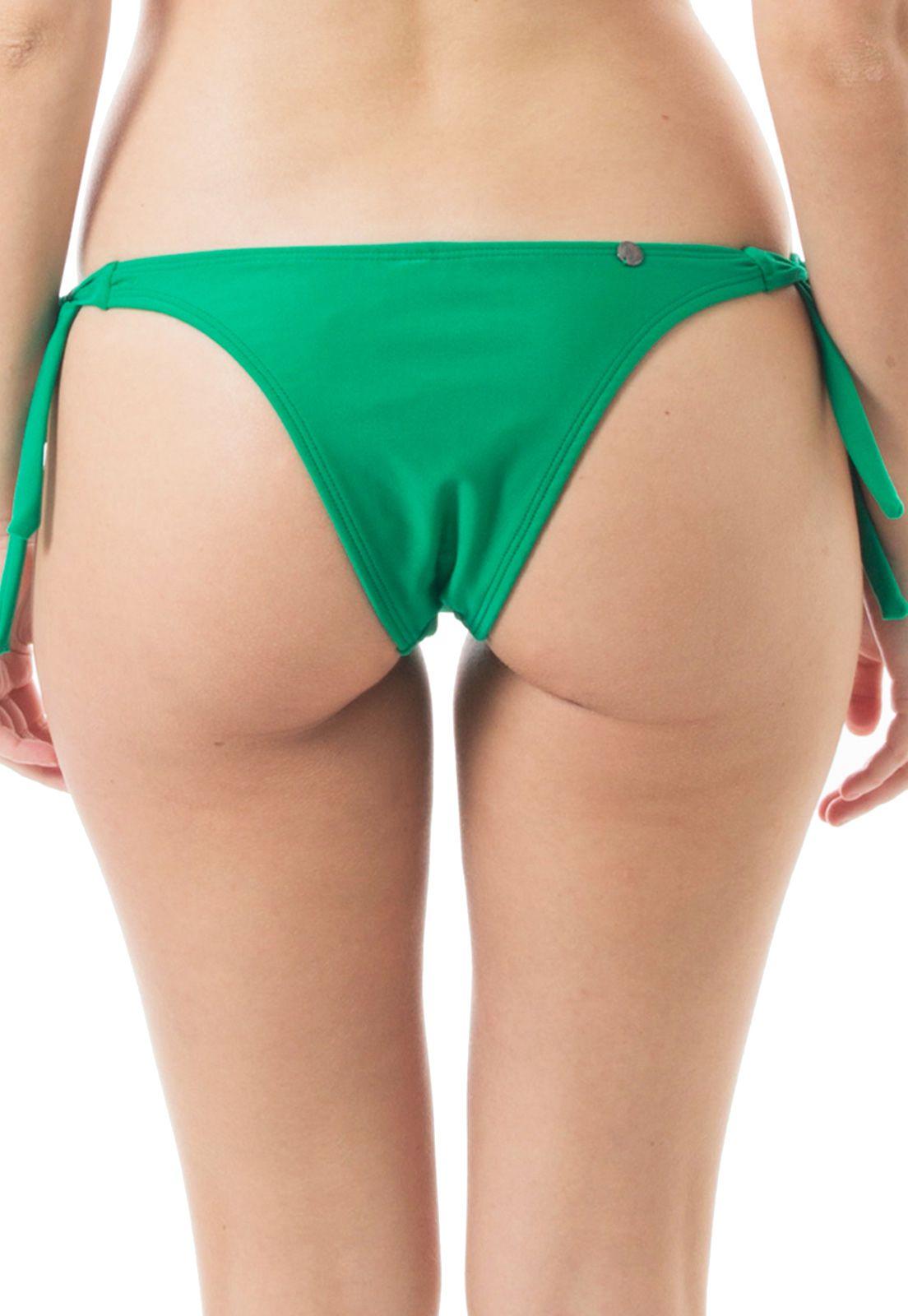 Biquíni Flavia Donadio Beachwear Aruba Lacinho Bottom - Modelo 1