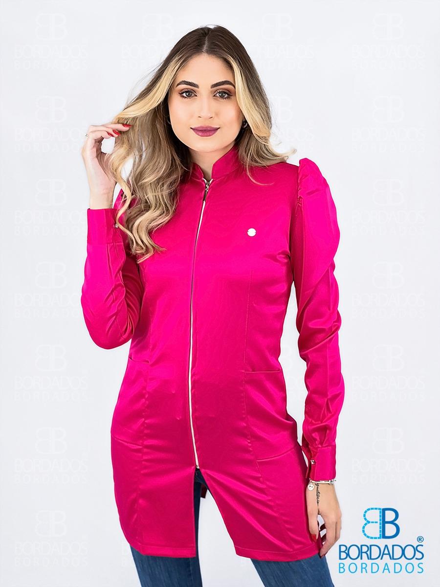 Jaleco Ceci - Pink