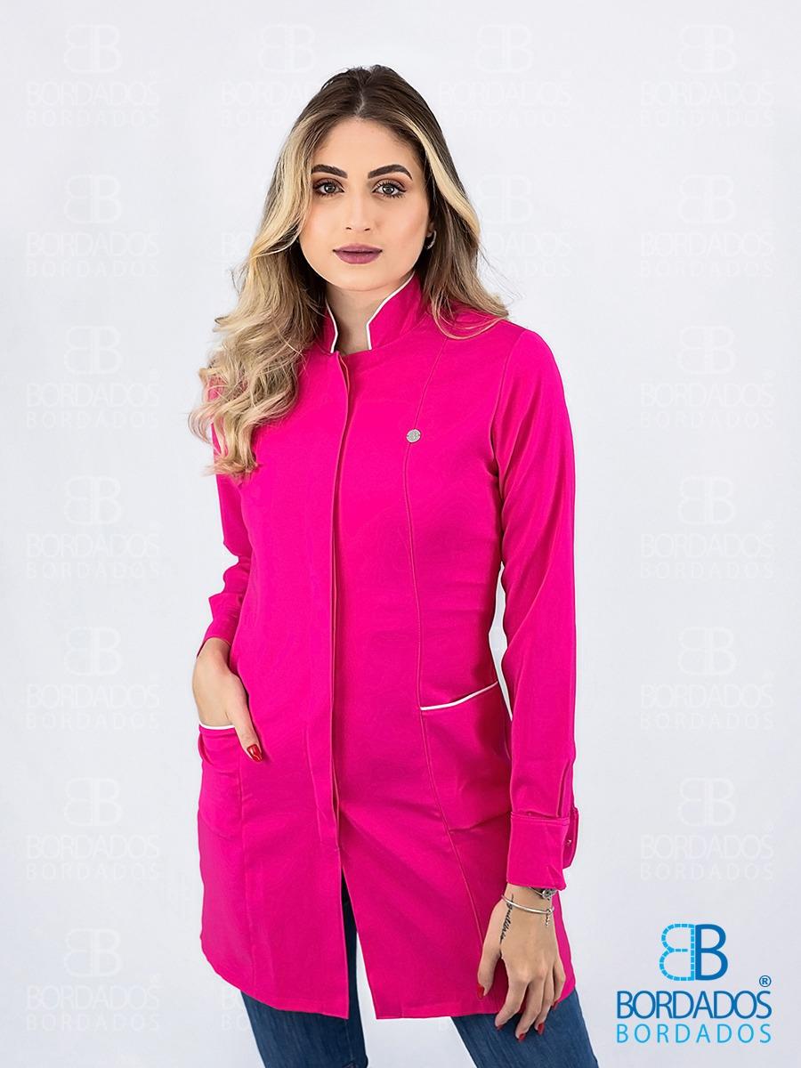 Jaleco Luiza - Pink