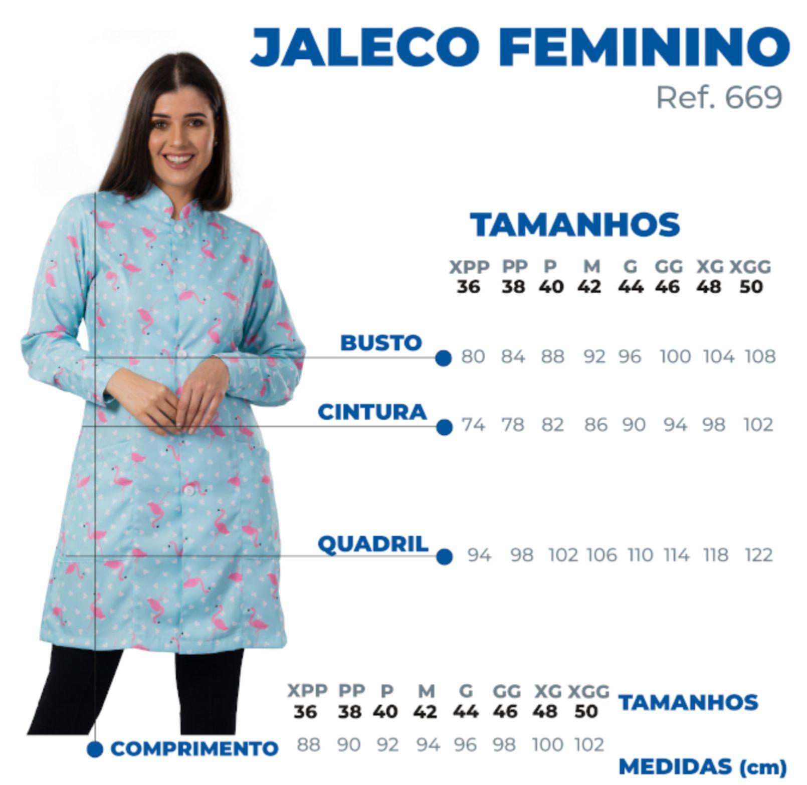 Jaleco Panda