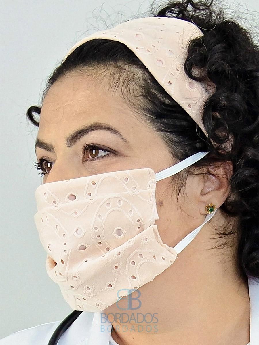 Máscara e Tiara