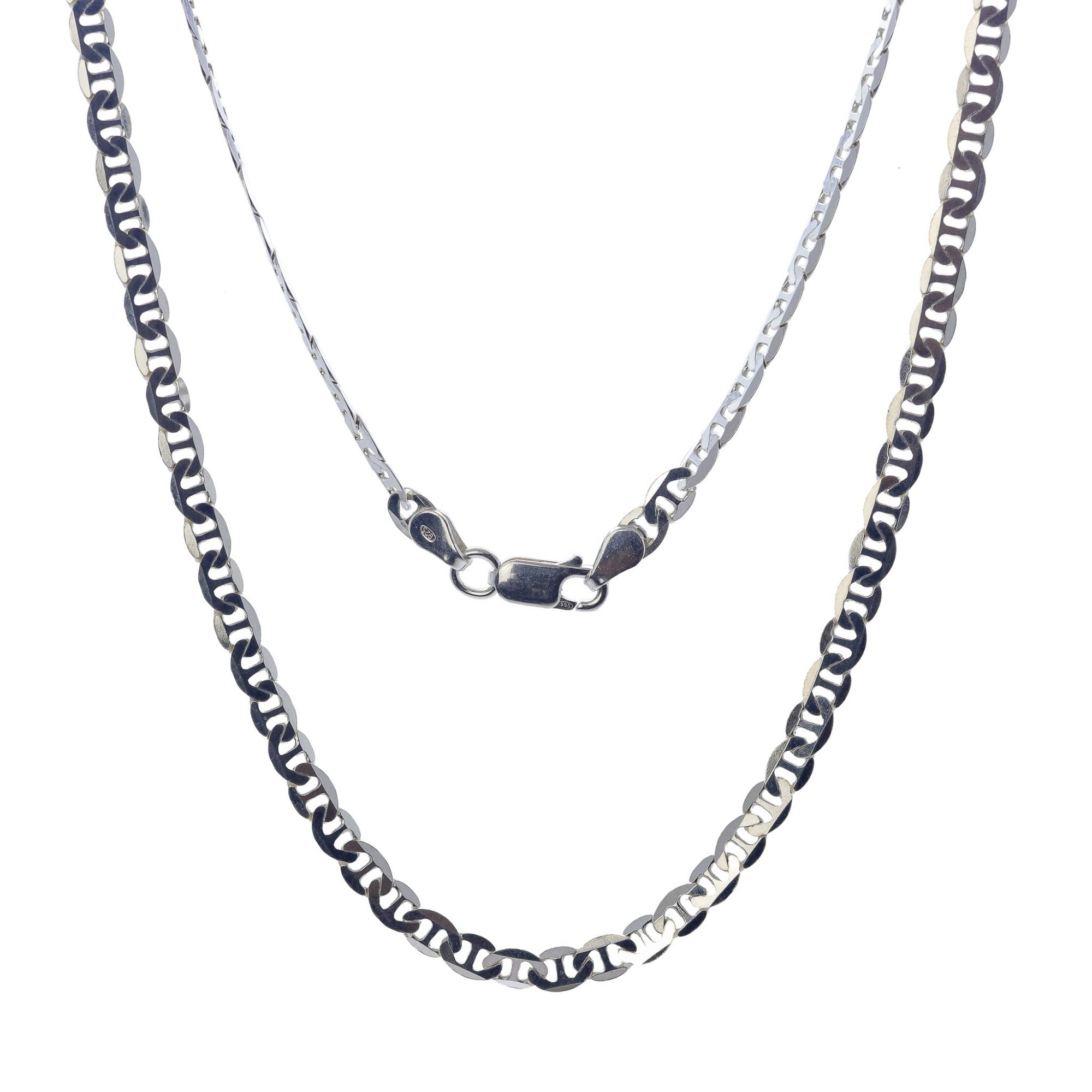 Corrente prata 925 piastrine
