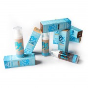 BB Cream Vizzela 10 em 1 FPS30 Oil Free Textura Leve