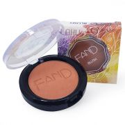 Blush Compacto Fand Makeup - Elaisa