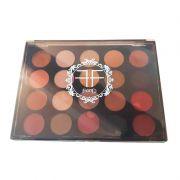 Paleta de Sombras Com 20 cores 02 Fand Makeup