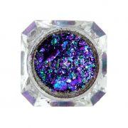 Pigmento Glitter Multicromático Collection Bitarra Beauty - Londom