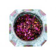 Pigmento Glitter Multicromático Collection Bitarra Beauty - Miami