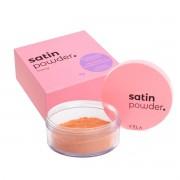 Satin Powder Vizzela Cor 1 Pó Solto Ultrafino Acabamento Acetinado