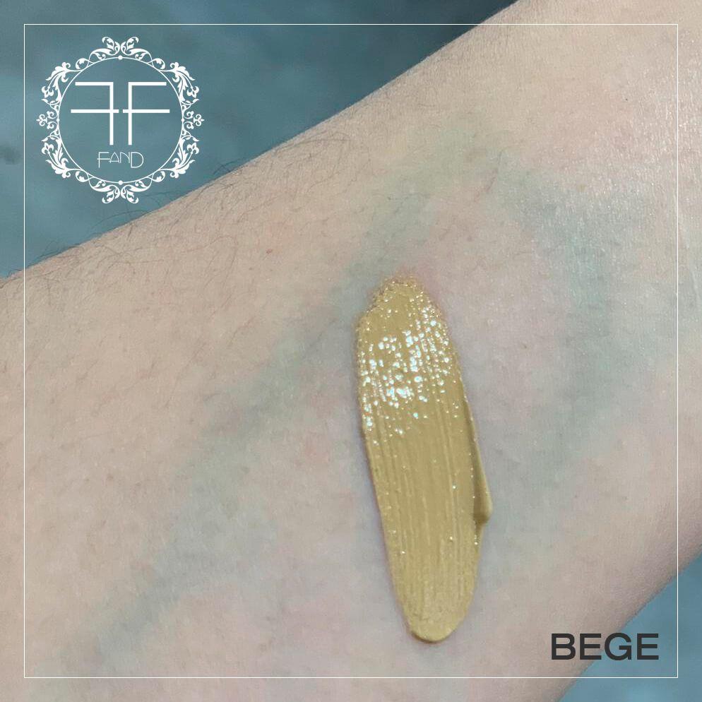 BB Cream Fand Makeup 30g - Cor Bege FPS 30