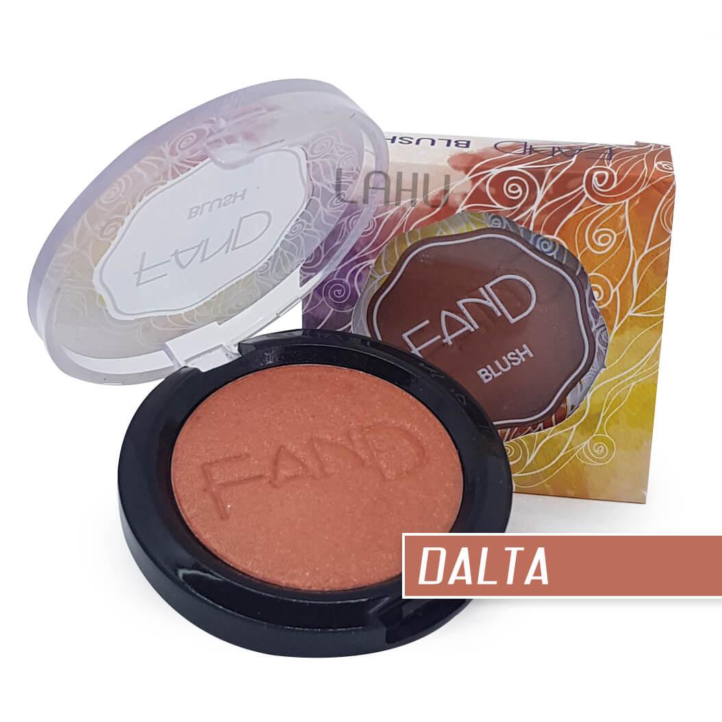 Blush Compacto Fand Makeup - Dalta