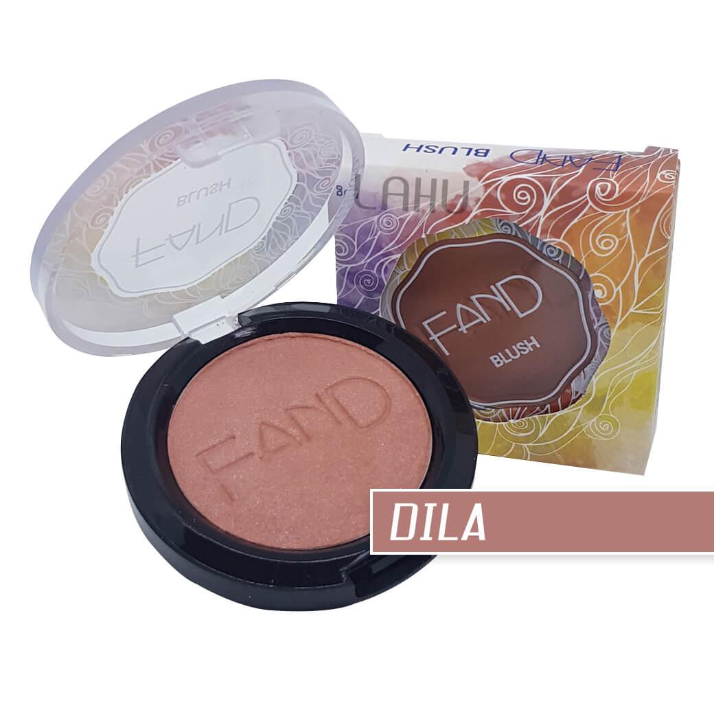 Blush Compacto Fand Makeup - Dila
