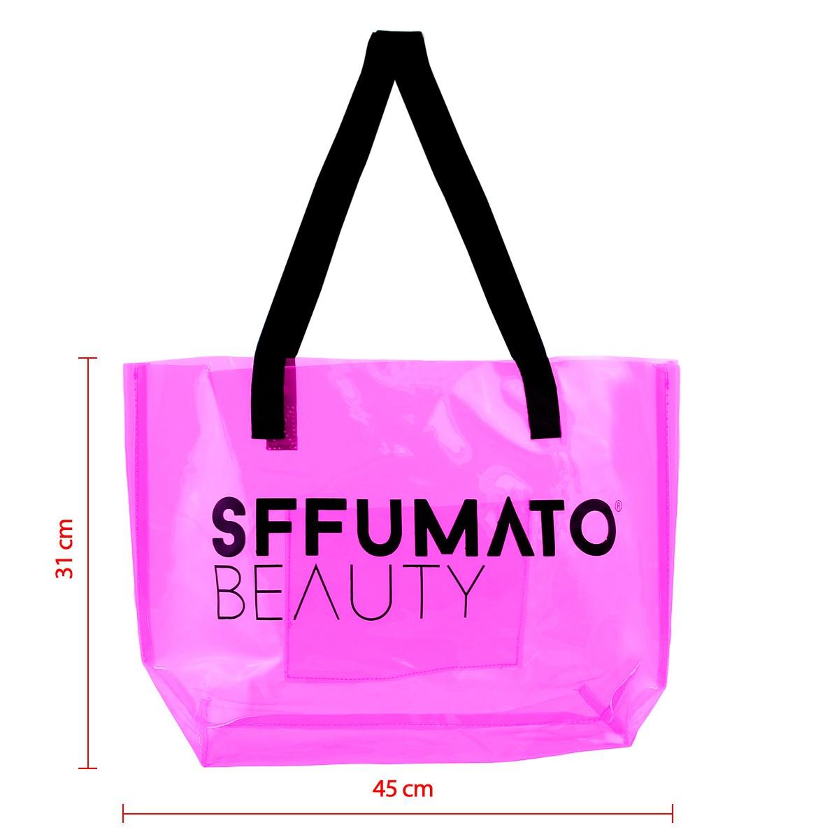 Bolsa Rosa Neon Sffumato Beauty