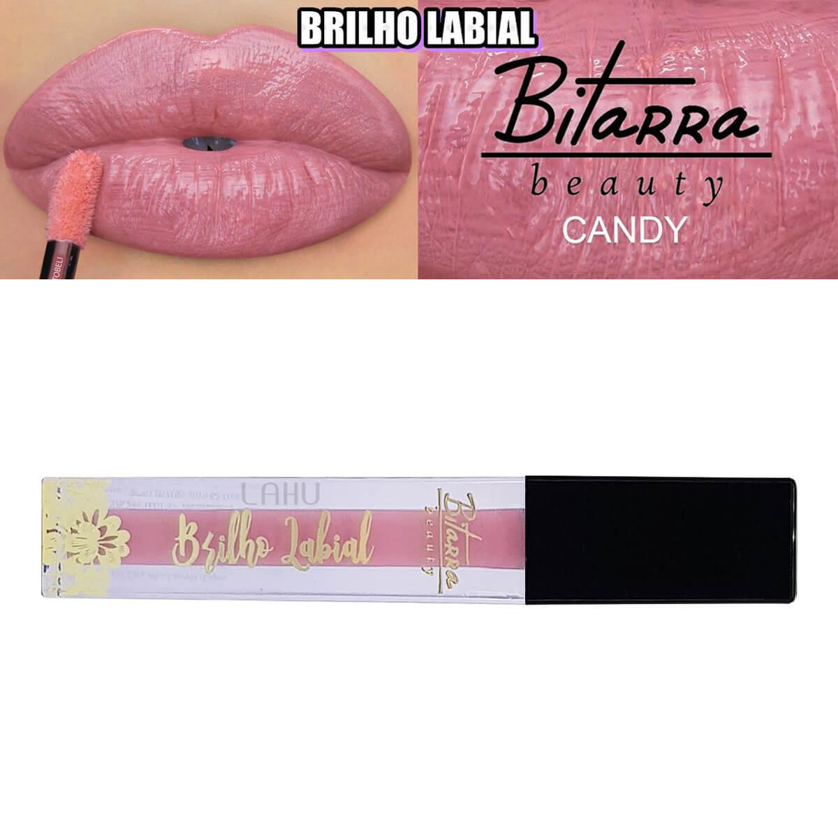 Brilho Labial Candy Bitarra