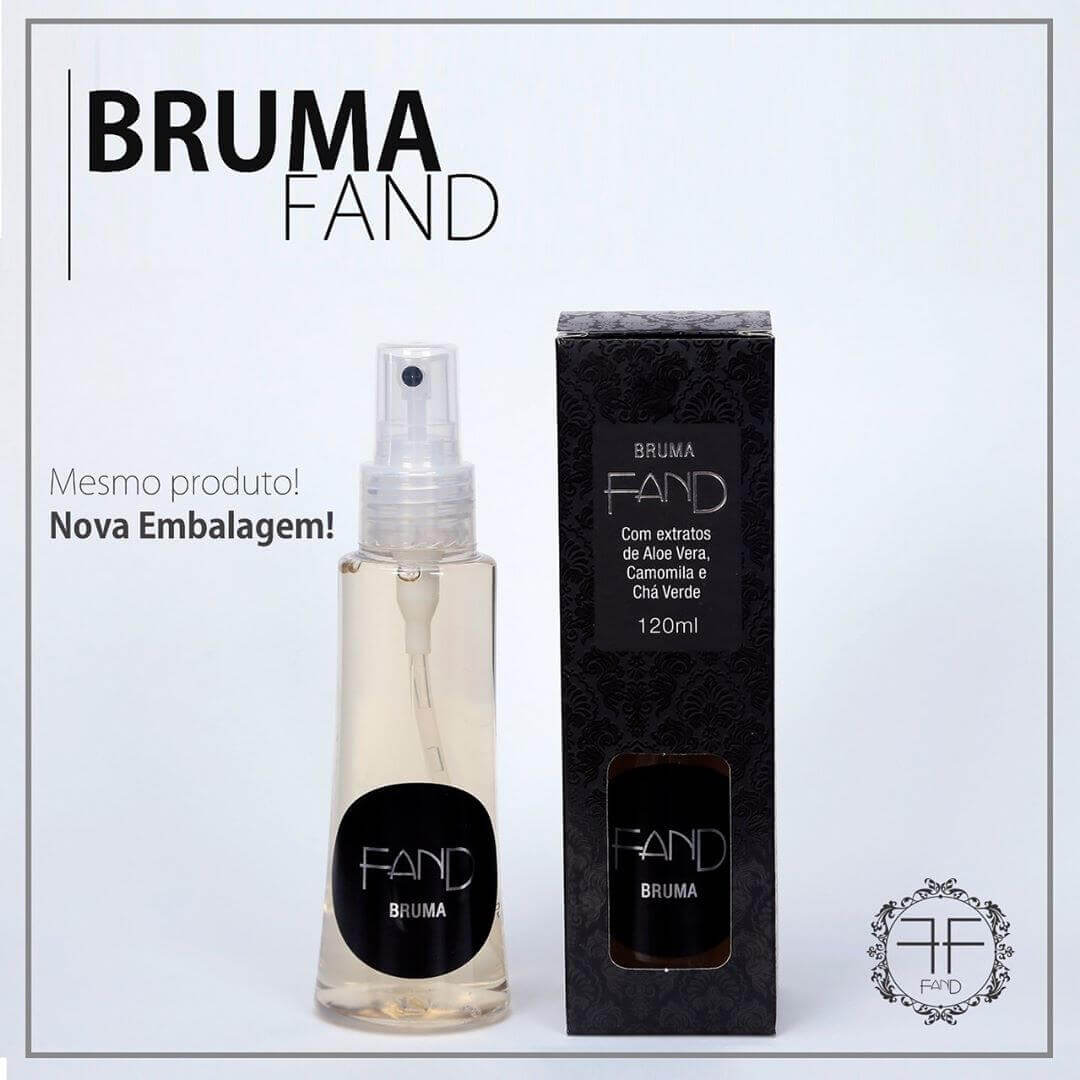 Bruma Finalizadora Fand Makeup 120ml