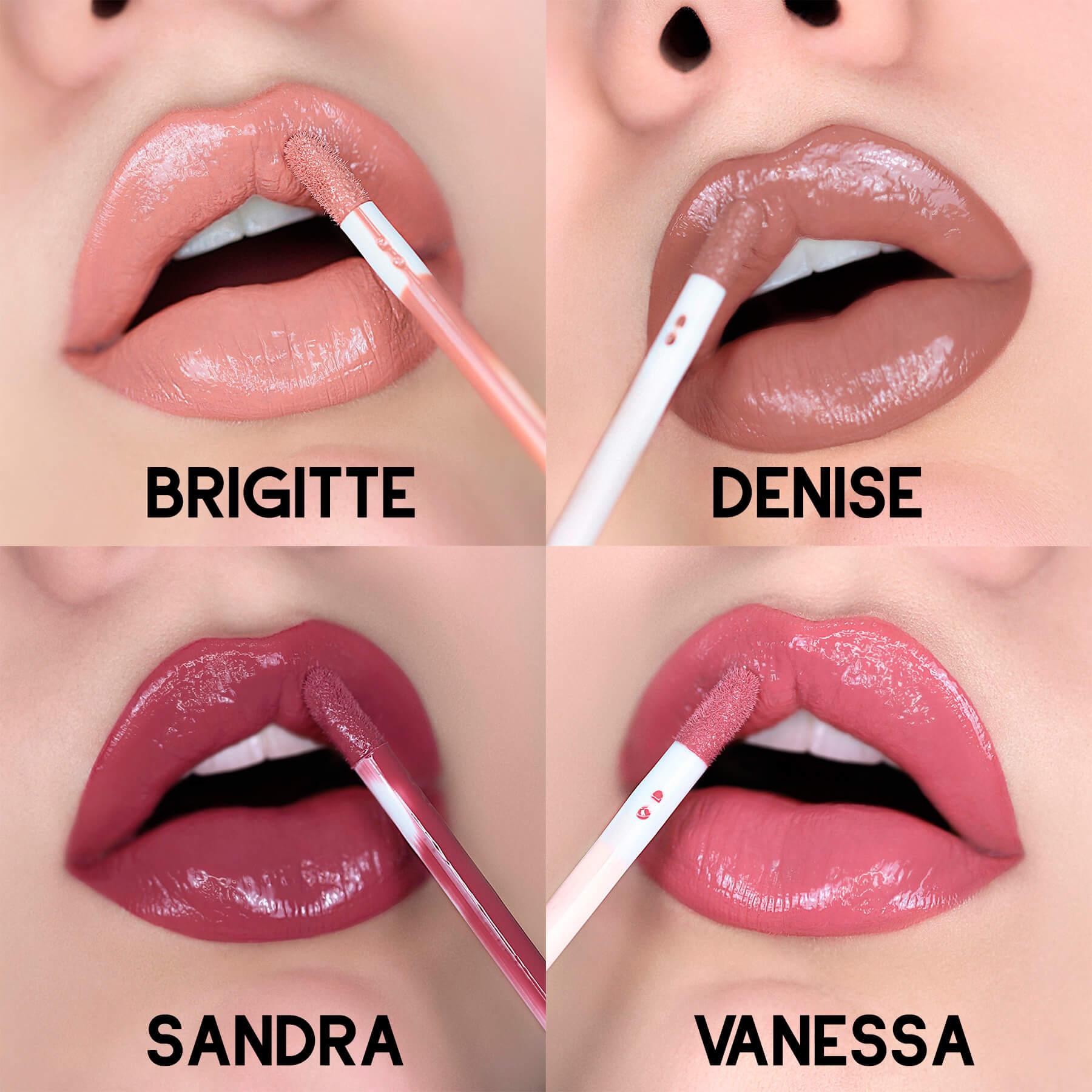 BT Gloss Bruna Tavares Makeup