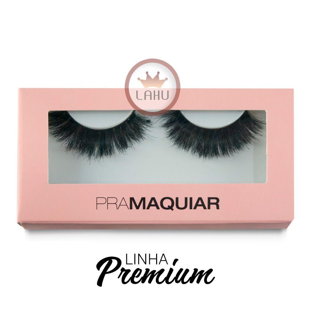 Cílios Postiços Single Ladies 1206 PraMaquiar - Linha Premium