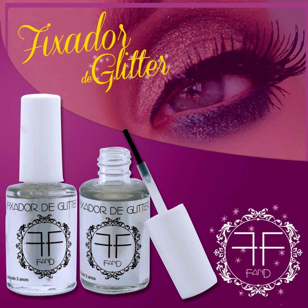 Cola Fixador de Glitter Liquido Fand Makeup