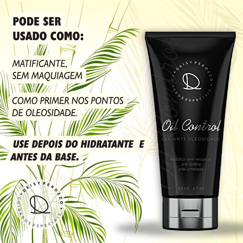 Control Oil Gel de Controle de Oleosidade Deisy Perozzo