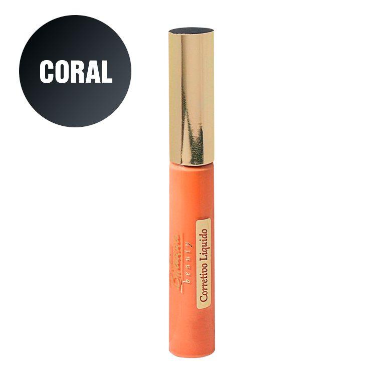 Corretivo Líquido Bitarra - Coral