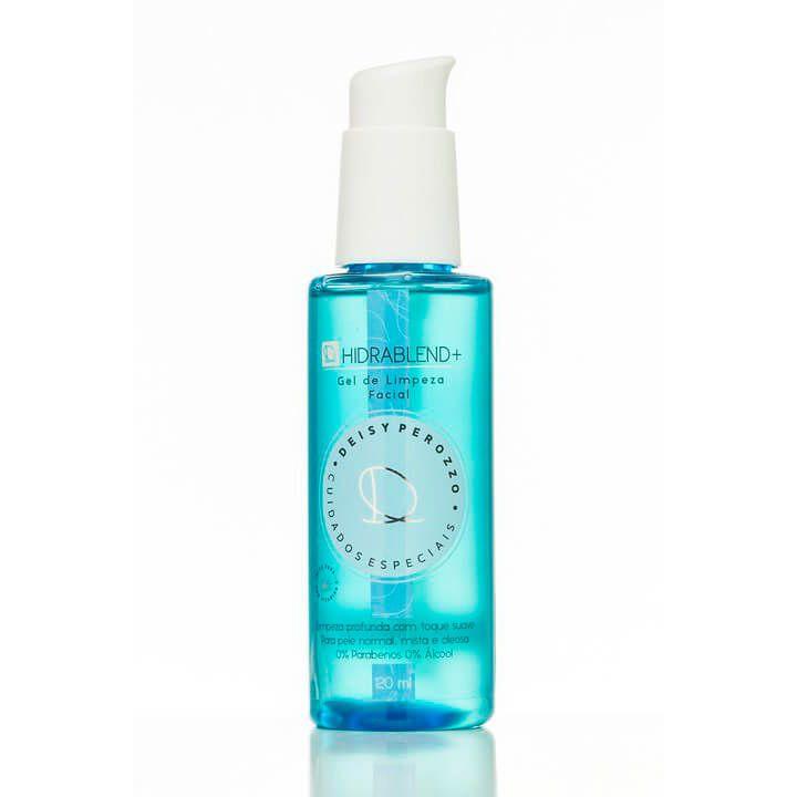 Gel de Limpeza Facial Hidrablend+ Deisy Perozzo 120 ml