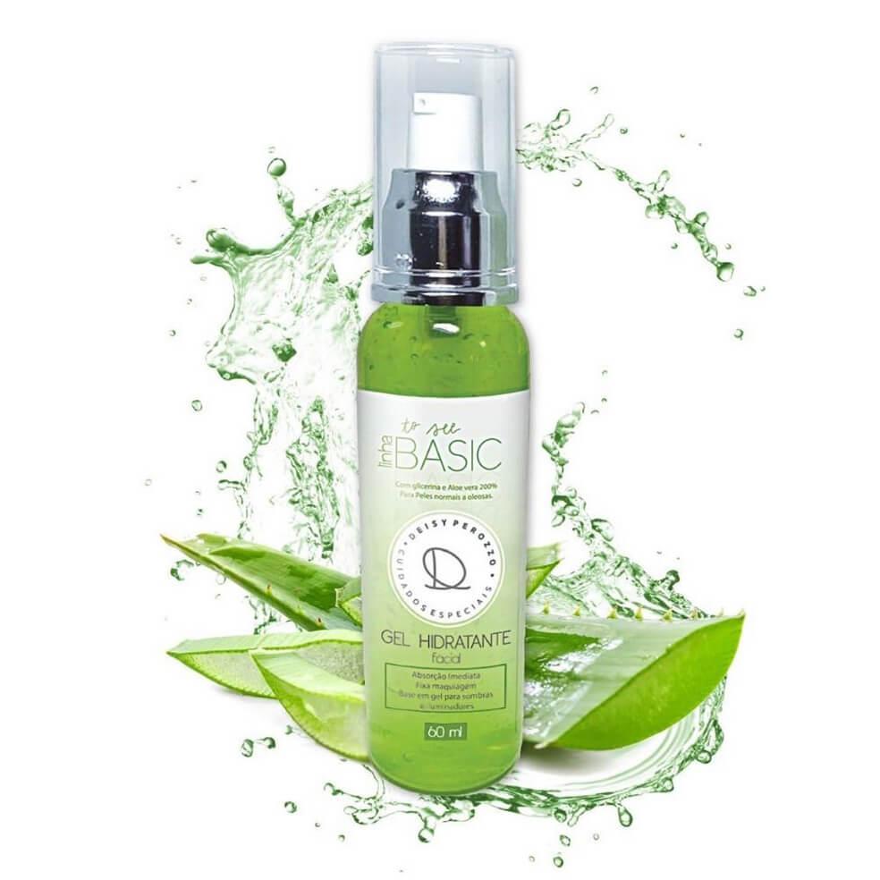 Gel Hidratante Facial Deisy Perozzo - Com Glicerina