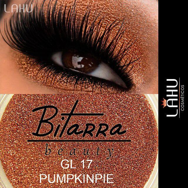 Glitter Bitarra - 166  GL17 Pumpkin Pie