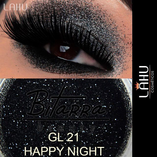 Glitter Bitarra - GL21 Happy Night