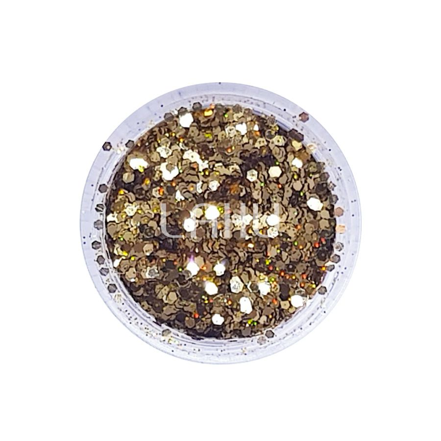Glitter Holográfico Flocado Bitarra - FL Dimension