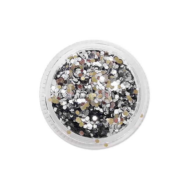 Glitter Holográfico Flocado Bitarra - FL Elegant