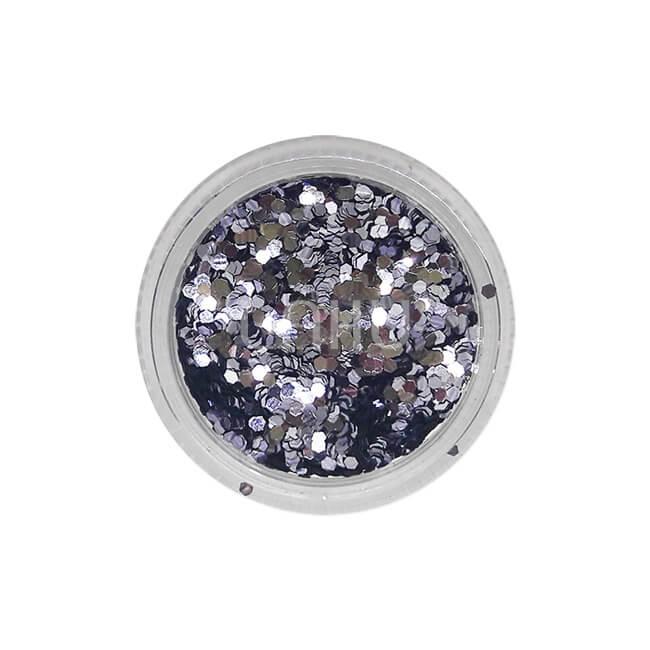 Glitter Holográfico Flocado Bitarra - FL Intense