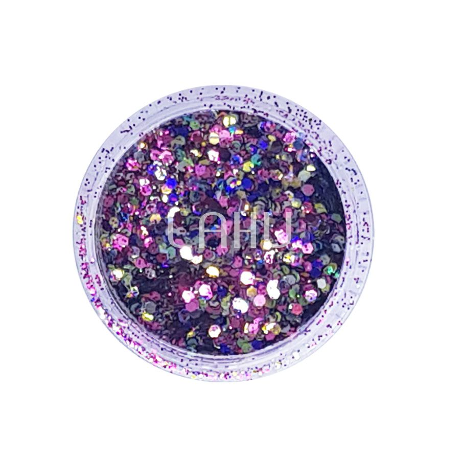 Glitter Holográfico Flocado Bitarra - FL Party