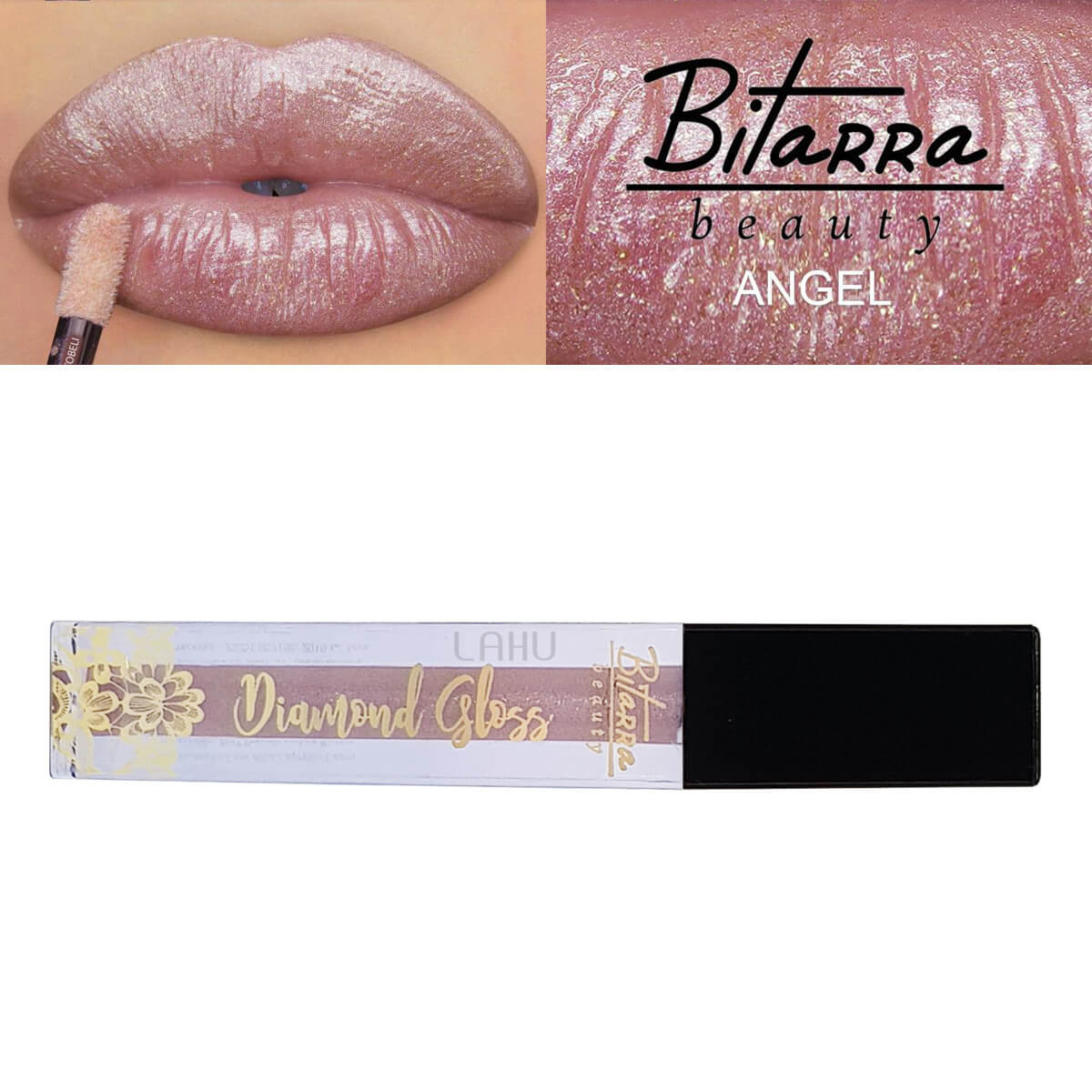 Gloss Diamond Angel Bitarra