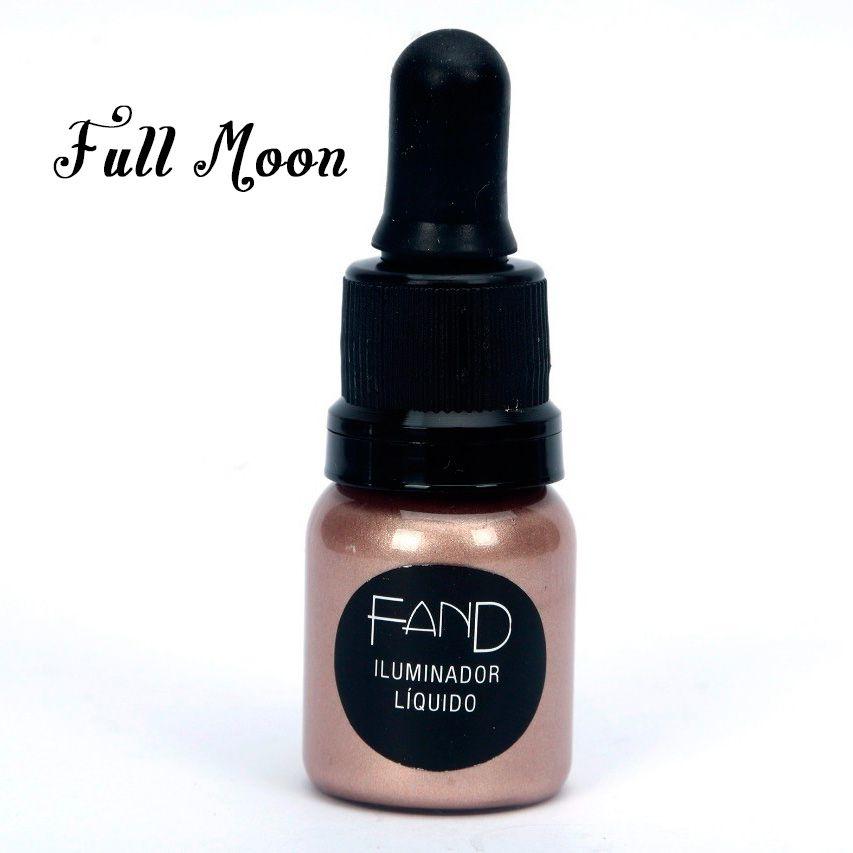 Iluminador Líquido 10ml Full Moon Fand Makeup