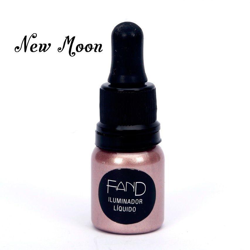 Iluminador Líquido 10ml New Moon Fand Makeup