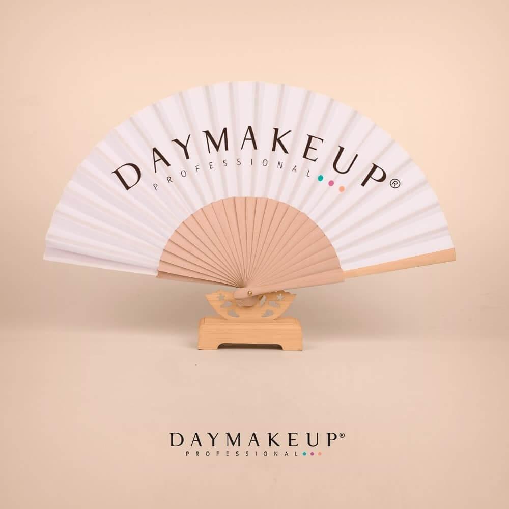 Leque para Secar Maquiagem Daymakeup  - Makeup Fan