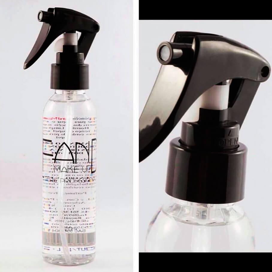 Limpador de Pincéis Spray Fand Makeup