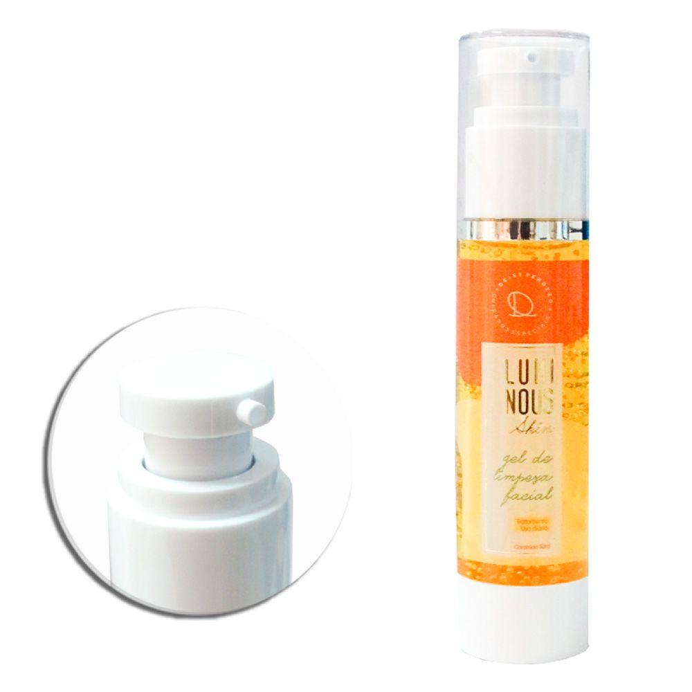 Luminous Skin Gel de Limpeza Facial