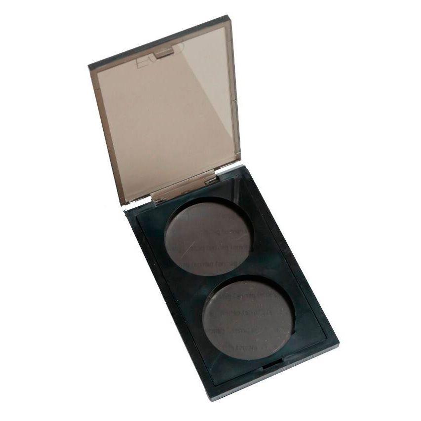 Paleta magnética com 2 cavidades para blush e corretivo Fand Makeup