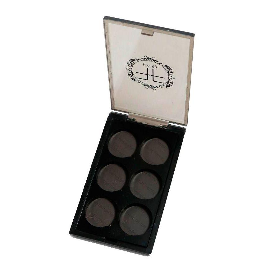 Paleta para Sombra Magnética com 6 Cavidades Fand Makeup